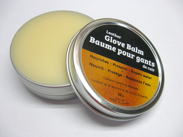 "<span style=""font-weight: bold;"">LEATHER GLOVE BALM</span><br>"
